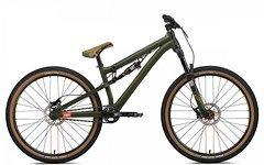 NS Bikes Singlespeed Laufradsatz mit Octane 01 Naben Dirt Street