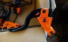Magura HS33 Limited Edition Orange 1 von 1000 Stück, KTM, Öldruck
