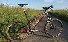 Santa Cruz Blur XC Carbon XL *Neuwertig*