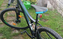 Cube Access Wls Race Blk' N Green Mountainbike Damen