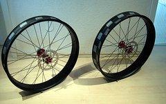 Carbon Fatbike Carbon Laufradsatz 90mm Laufräder Sworks Specialized