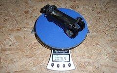 Ax-Lightness Rigid UD Carbon Vorbau, 90 mm MTB, Rennrad, +-6 Grad, Titanschrauben