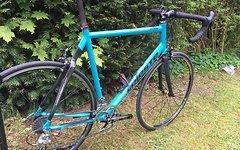 Alu/carbon Rennrad Campagnolo 60cm