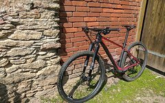 Canyon Exceed CF SLX 9.9 SL 2016 Gr.M
