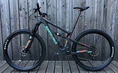 Santa Cruz Hightower C S  Gr. L Mod. 2017 neuwertig