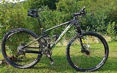 Merida Big Ninety Nine Team Race - Marthon Fully 9,9 kg
