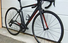 Canyon Ultimate CF SLX Custom