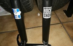 Rock Shox Pike U-Turn mit 95-140mm Motion Control