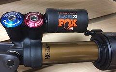 Fox Float X2 Evol