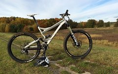 Specialized Enduro baugleich SX Trail