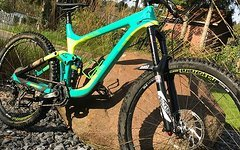 Giant Reign Advanced Traumbike aus Carbon 2016