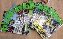 Bike Magazin Heft 1 bis 6 von 2018 und