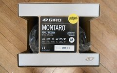Giro Monatro MIPS, black, Medium, neu und ungetragen