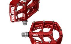 Hope F20 Pedale red