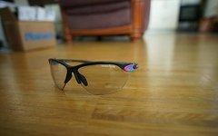 Alpina Twist Four S VL+ Sportbrille schwarz