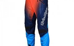Troy Lee Designs Sprint Hose Gr. 34 Starburst Navy/Orange