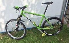 Cotic BFe Hardtail L grün