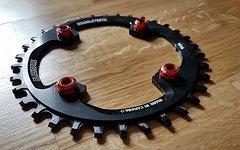 Blackspire Snaggletooth Kettenblatt 34t 94mm Enduro
