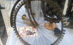 Custom Laufradbau, Laufradsatz, LRS, Handmade, Einspeichen