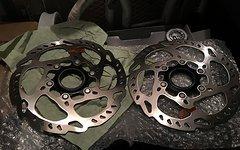Shimano 2x SLX Bremsscheibe 180/180 CenterLock