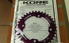 Kore Stronghold Chain Ring 36T