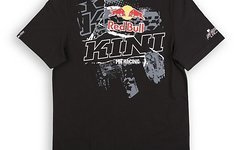 Kini Red Bull Collage T-Shirt Black L