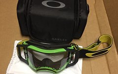 Oakley MX Airbrake Retro Speed/Clear