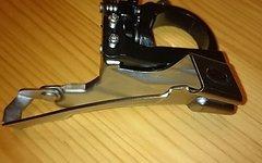 Shimano Umwerfer Deore 3F FD-M590 Top Swing Dual Pull Neu 34,9mm inkl. Versand!