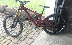 """Hope Tech Pro4 DH+ Laufradsatz 26"""""""