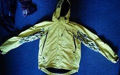 Platzangst Hardride Jacke; Größe: S/M; Farbe: gelb