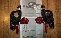 SRAM XO Carbon Trigger Redwin