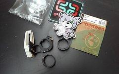 E*thirteen XCX low clamp kettenführung 28,6 - 31,8 - 34,9mm