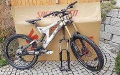 Specialized Big Hit Komplettbike, top, evtl. mit fast neuer Fox40 Kashima!