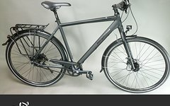 Bergamont Trekkingrad Vitess N8 Belt Gent Gr. 56cm, Gates Riemenantrieb