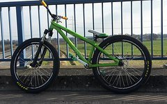 Custom Dartmoor 26Player Dirtbike