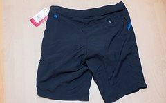 Sugoi Men's RPM-X Shorts XXL (Bundweite 54cm) Black/True Blue MTB Shorts DH Shorts UNGETRAGEN