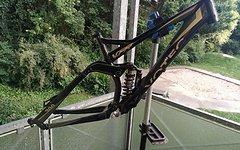 Votec VFR Freeride Downhill Rahmen