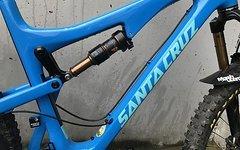 Santa Cruz 5010 CC Blau Large Hope