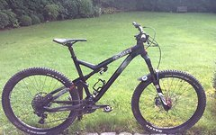 Commencal Meta V4 L Ride Black 2016