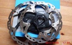 Shimano SM-RT86 Ice Tec Bremsscheiben, 203 und 180mm