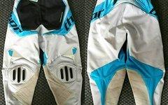 Thor S10 Motocross / Downhill Pant Hose, Farbe Ice - NEU