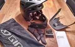 Giro Switchblade Größe M (schwarz) selten getragen – NEUE POLSTER!