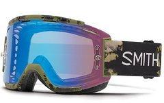 Smith Optics Squad MTB Olive Unexpected ChromaPop