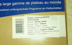 Specialites Ta Kettenblatt 52Z silber 9-10-fach Vento