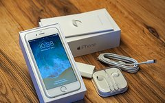 Apple iPhone 6 64 GB weiss