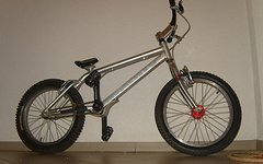 "Monty 221 X-Lite, 20"" Trialbike"