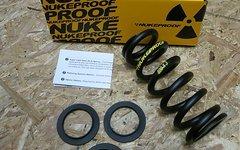 Nukeproof SLS Dämpferfeder Stahl 3.00 Super Light NEU no Titan