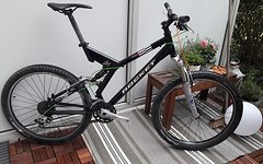 "Custom Bike Fully ""Rocket"""