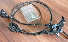 Shimano XT Scheibenbrems-Set BR-M8000 gebraucht