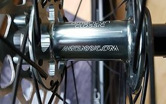 American Classic Smokin Gun Boost Laufradsatz 40 mm 650B+